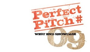 Perfect Pitch West End Showcase