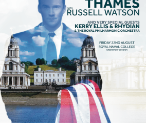Russell Watson with the Royal Philharmonic Orchestra & Special Guests