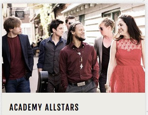 Joining The Academy Allstars Again
