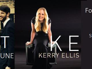 £10 Tickets - FourTune Through The Eras Feat. Kerry Ellis at St John's Smith Square 15th June 20