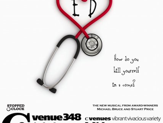 Ed: the Musical Opens At The Edinburgh Fringe