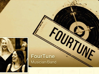 Recording Session with FourTune