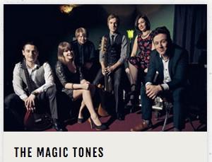 Joining The Magic Tones Again