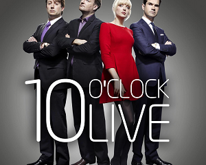 10 O'Clock Live - The Book of Maggie