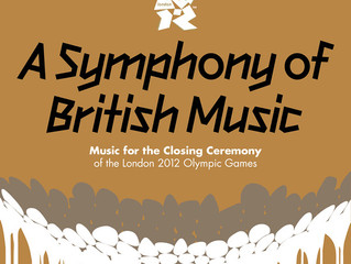 Olympic Closing Ceremony: A Symphony of British Music
