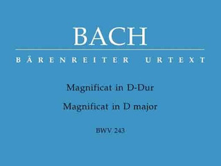 Bach Magnificat in Claygate, Surrey