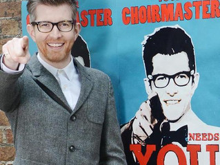 Latest Project for Classical Brit Award Winner - Gareth Malone OBE