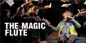 Die Zauberflöte Workshop with Complicité