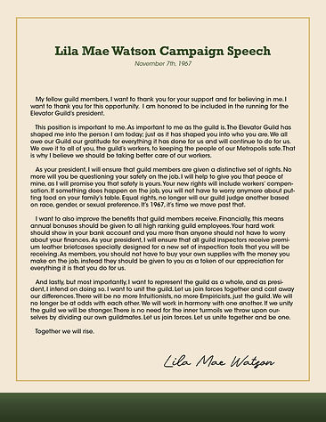 Lila Mae Watson Campaign Speech .jpg