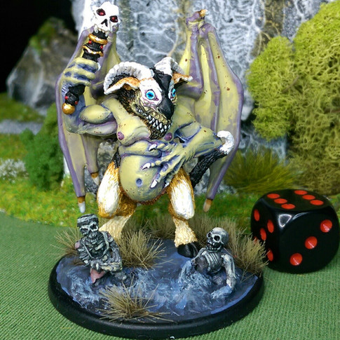 Demon, Orcus