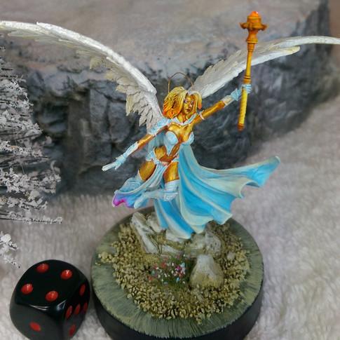 Deva, Angel