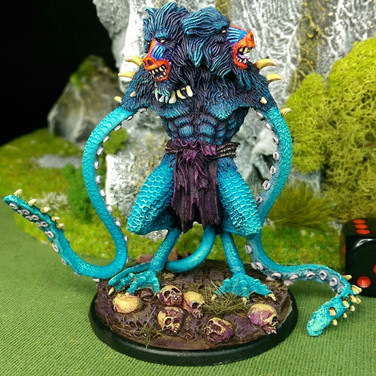 Demon, Demogorgon