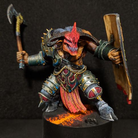 Demon, Goristro