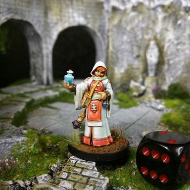 Cleric, Female