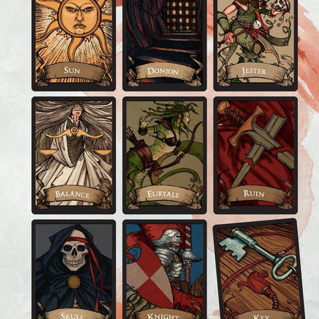 A Deck of Many Things: Using AD&D's Mixed Bag of Rules and Loving Them