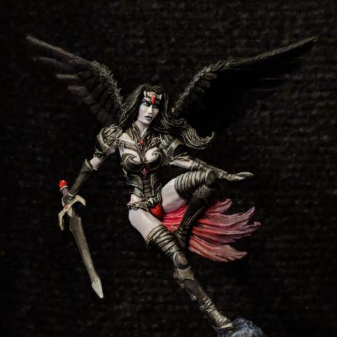 Devil, Erinyes