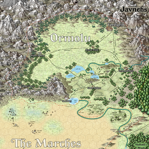 World of Adummim: Ormolu & Dreaming Tower