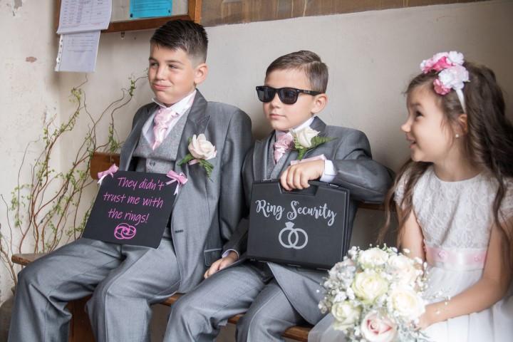 Wedding photography Gosport- Kids
