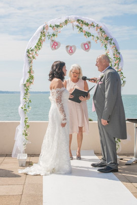 Wedding photography Fareham