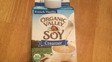 FRENCH MADE: ORGANIC VALLEY