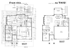 cleaned floor plans | kelowna | liquidestate.ca
