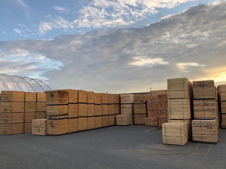 Lumber Rows