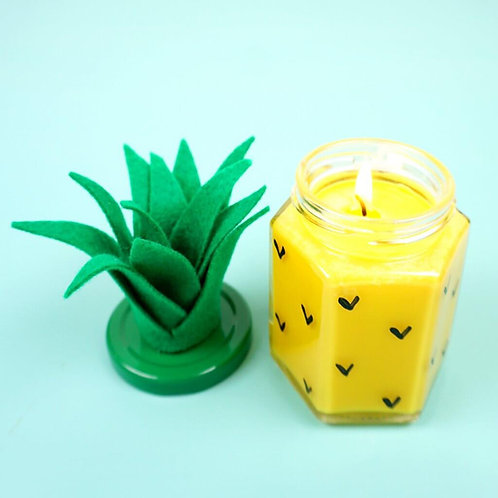 Pineapple Aroma Candle