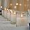 Thumbnail: Gnome Candles - Vanilla - Set of 3