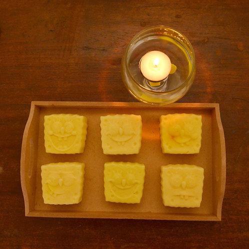 Spongebob Soap - Set of 6