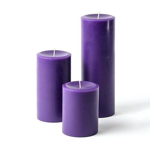 Lavender Aroma Candle Set