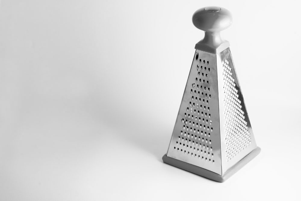 Grey grater