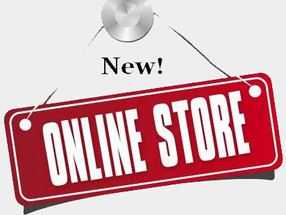 Online Store is now available! 網上購物平台開通了!