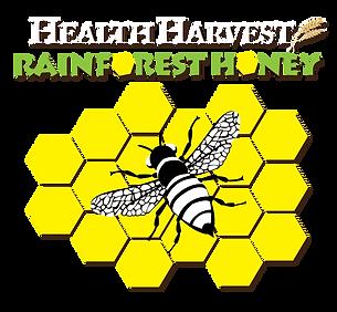 Health Harvest Rainforest Honey