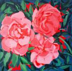 Composition florale 6sept 2020  huile su