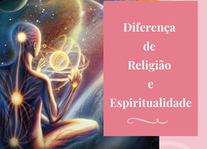 Diferença de Religião e Espiritualidade