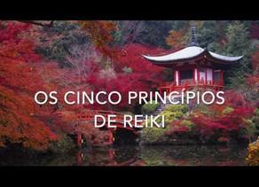 Os 5 princípios de Reiki