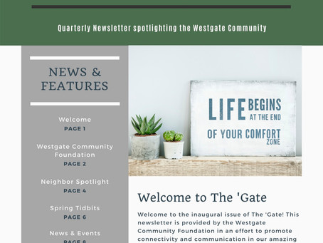 The 'Gate - Issue #1