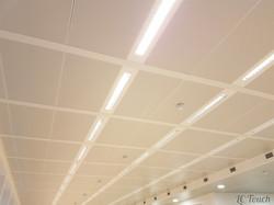 Rénovation des faux plafonds
