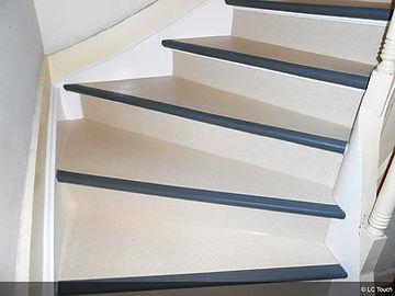 Vinyle pour escalier