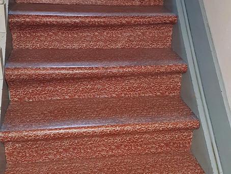 Escalier: Marches et Contremarches