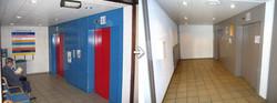 Rénovation d'un palier ascenseur