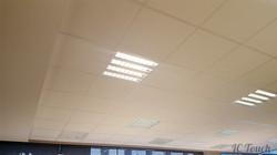 Nouveaux Faux-Plafond en Dalle + Ecl