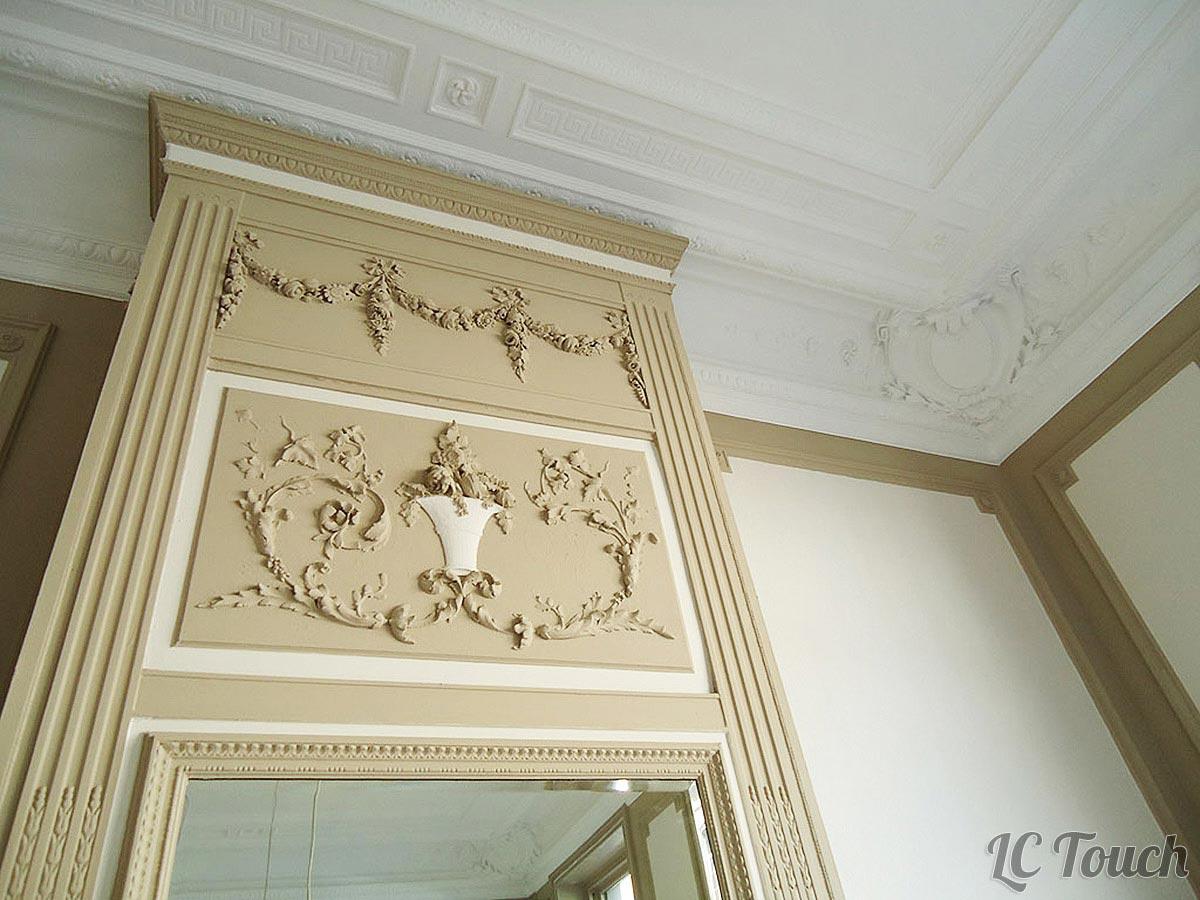 Peinture décorative de Bureau