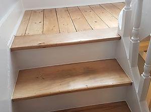 Rénovation de cage d'escalier