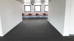 Peinture et tapis pour bureaux
