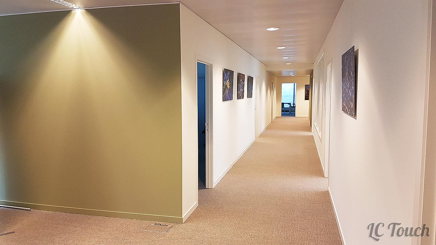 Rénovation d'Espace de Bureaux