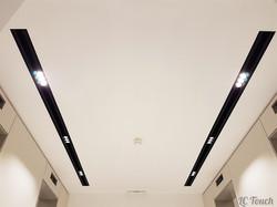 Plafond gyproc