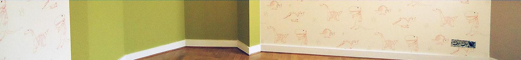 Revetement mural décoratif appartement