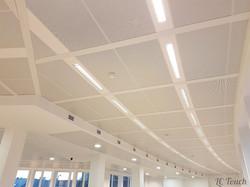 Nouveaux Faux-Plafond en Dalle