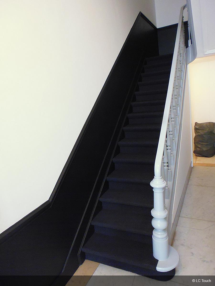 Tapis d'escaliers